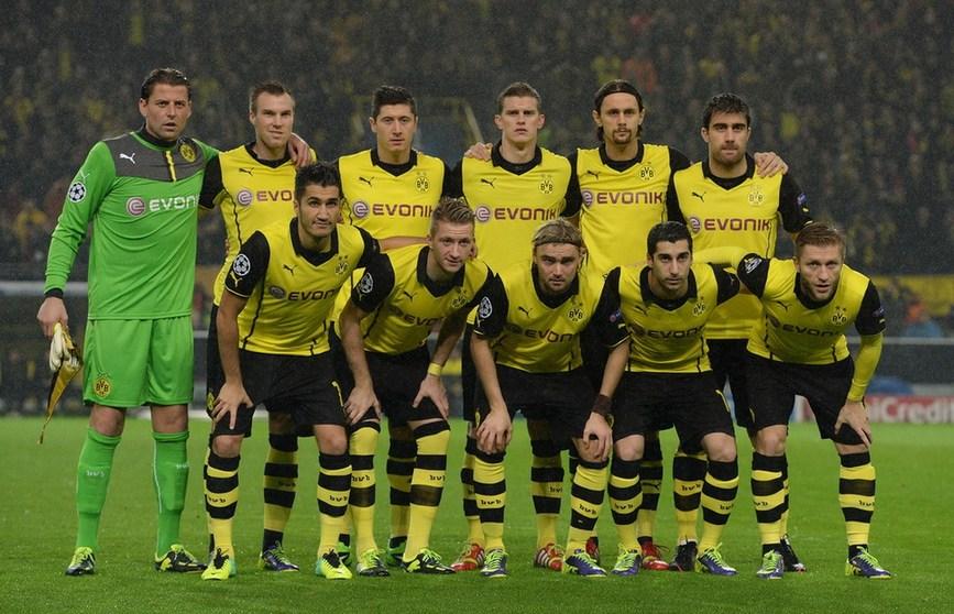Dětské Fotbalové Dresy Dortmund