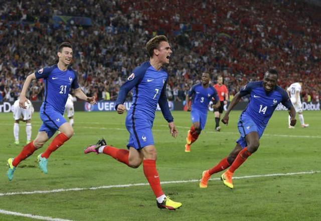 Fotbalové dresy Francie MS 2018