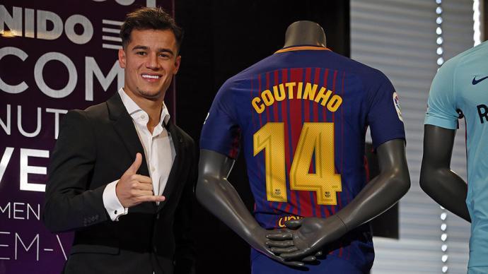Dětský fotbalový dres Barcelona
